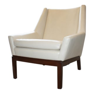 A. Rudin Leather Chair