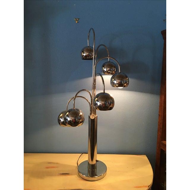 Sonneman Vintage 1960's Lamps - A Pair - Image 4 of 5