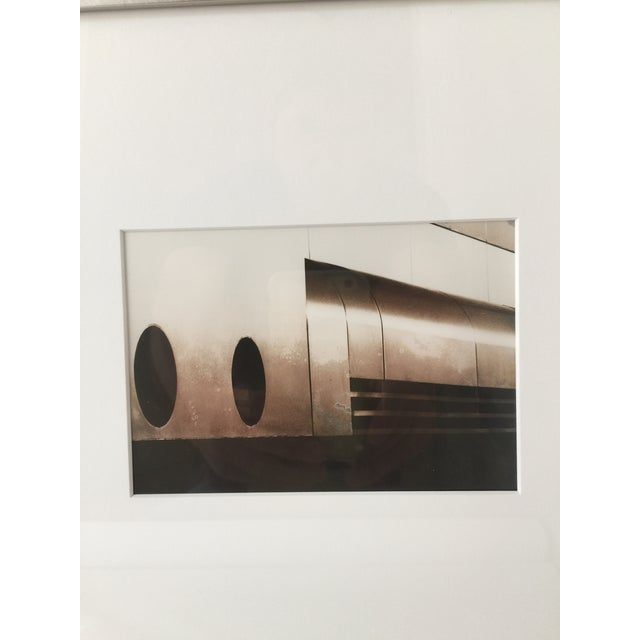 Modernist Framed Photograph - Image 4 of 8