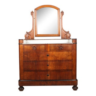 1840s Louis Philippe Bachelors Chest