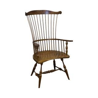 Frederick Duckloe & Brothers Windsor Gentlemans Arm Chair