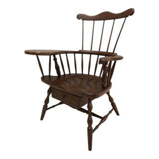 Pennsylvania House Comb Back Windsor Writing Chair