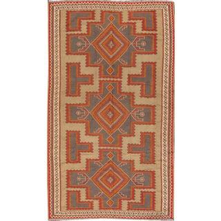 "Apadana - Vintage Kilim Rug, 6' x 10'5"""