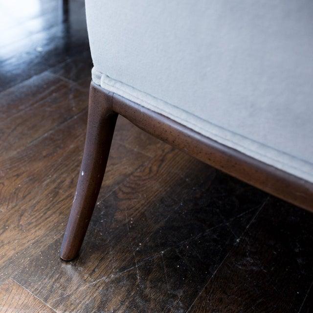 T.H. Robsjohn-Gibbings Highback Chair for Widdicomb - Image 6 of 8