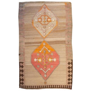 Superb Early 20th Century Shahsavan Kilim Rug