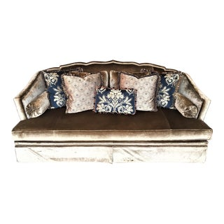 Transitional Massoud Sofa