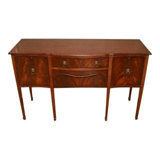 Beresford & Hicks Hepplewhite Style Mahogany Server / Sideboard Buffet