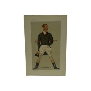 "Vintage ""Taplow Court"" Vanity Fair Print"