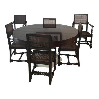 Barclay Butera Lifestyle Pedestal Dining Table