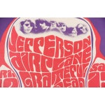 Image of Vintage Grateful Dead in San Francisco Concert Poster