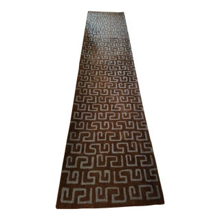"Safavieh Brown Pile ""Soho"" Runner - 2′6″ × 10′"