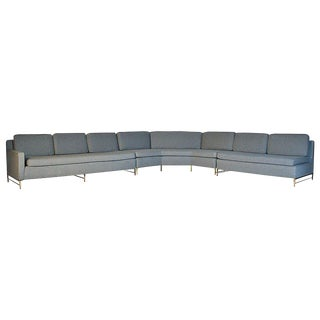 Paul McCobb Three-Piece Sectional Sofa for Directional