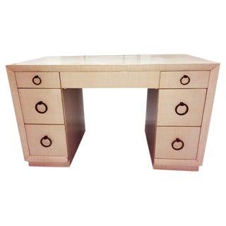 Authentic Mid-Century Dunbar Desk