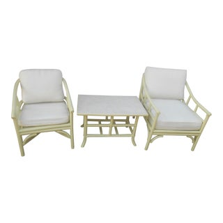 McGuire Sun Room Furniture Set
