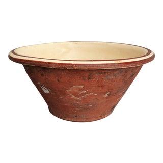 Antique English Pippin / Dough Bowl