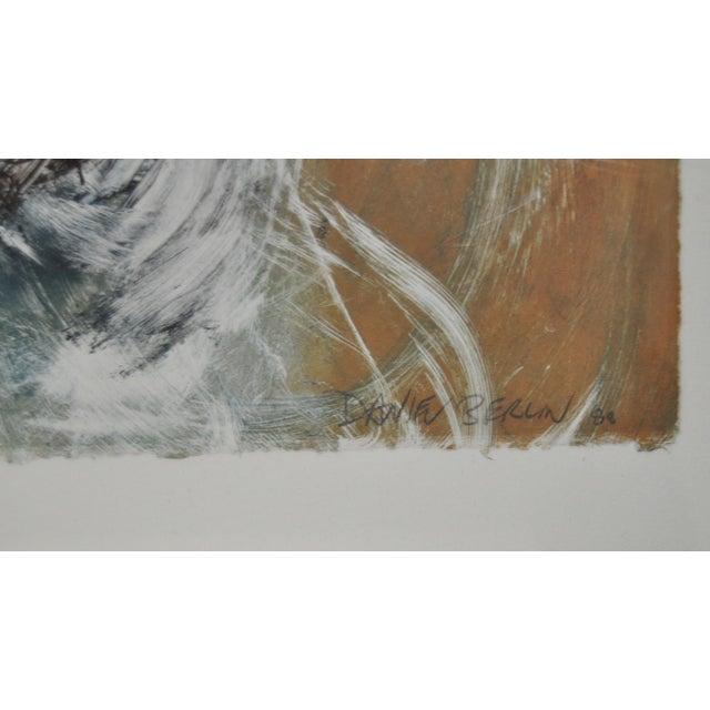 1990's Daniel Berlin Oil Painting - Image 5 of 7