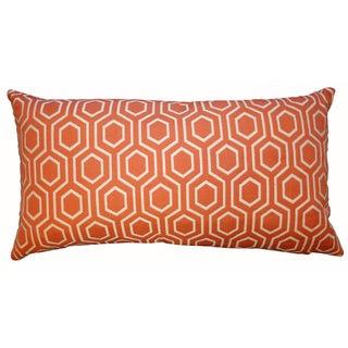 Mod Graphic Pattern Down Pillow