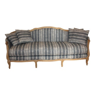 Ballard Designs Custom Upholstered Sofa