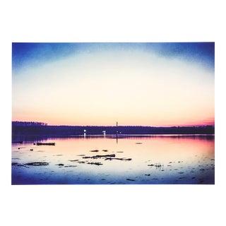 """Dunube River Sunrise #1"" Photo Giclee Print"