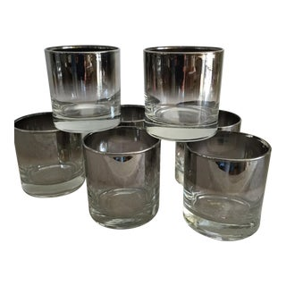 Mid-Century Highball Glasses - Set of 7