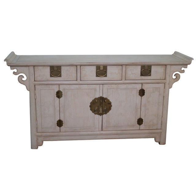 Century Sobota Collection Asian Style Sideboard - Image 1 of 10