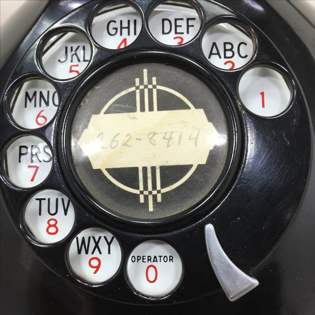 Image of Stromberg Carlson Rotary Dial Phone Fat-Boy