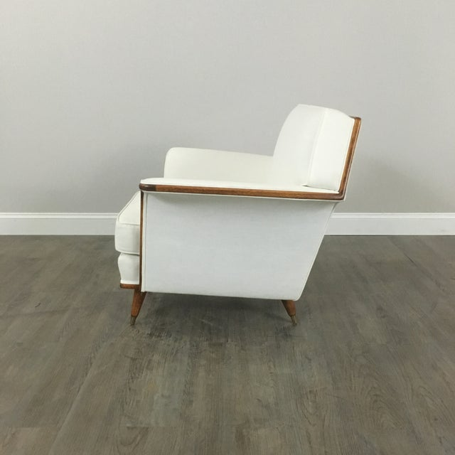 Vintage Art Deco Club Chair - Image 6 of 9