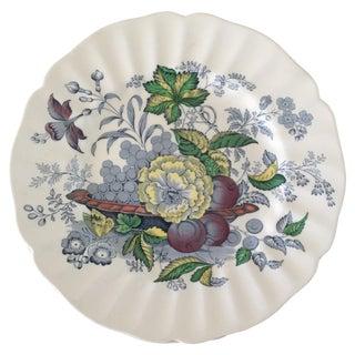 Vintage Dinner Plates - Set of Four