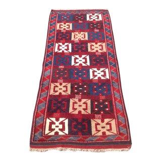Vintage Anatolian Rug - 2′7″ × 6′1″