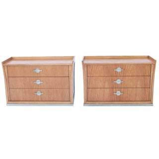 Jay Spectre for Century Furniture Chests - A Pair