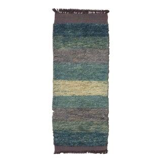 "Moroccan Wool Runner - 2' 6"" X 6' 6"""