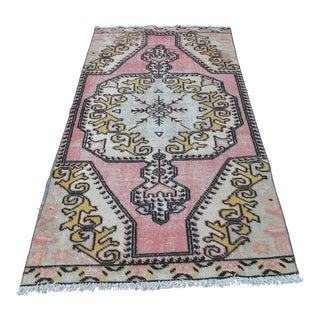 "Floor Nomadic Turkish Carpet - 40"" x 87"""