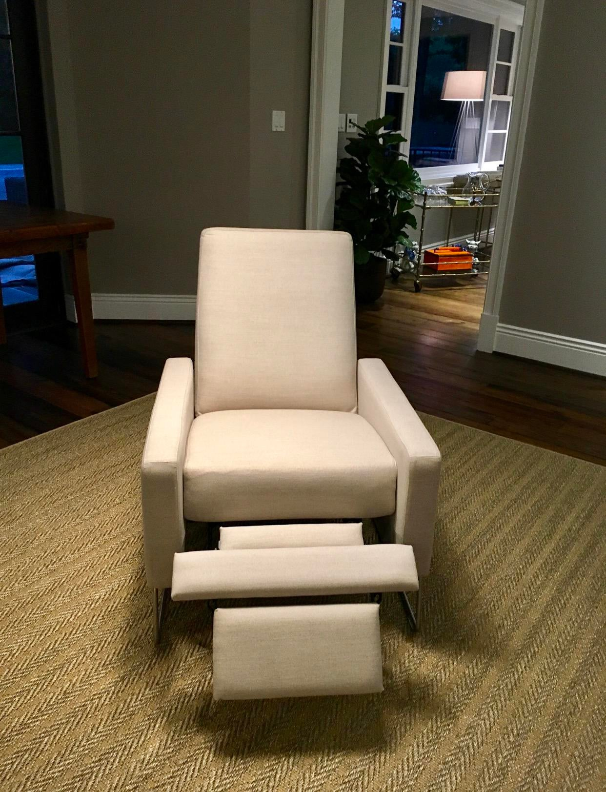Lovely Design Within Reach Flight Recliner   Image 2 Of 9