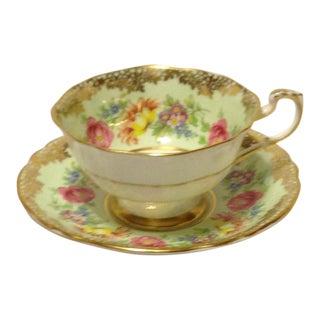 Signed Paragon Fine Bone China Tea Cup