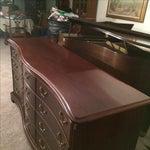 Image of Traditional Mahogany 12 Drawer Dresser