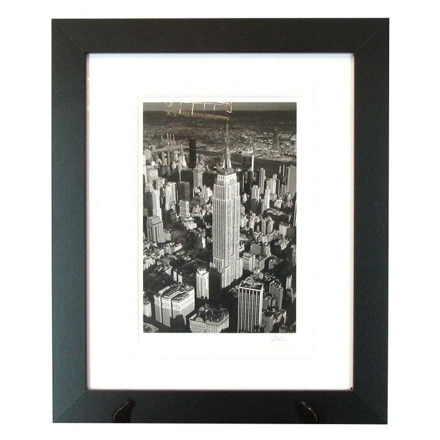 Framed Photograph - Empire State Building Kalisher - Image 1 of 5