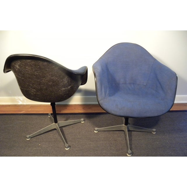 Herman Miller Mid-Century Shell Chairs - A Pair - Image 4 of 7