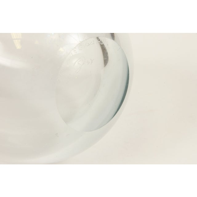 Holmegaard Glass Bud Vase - Image 4 of 4