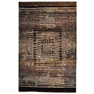 Outstanding, 19th Century Gabbeh Rug