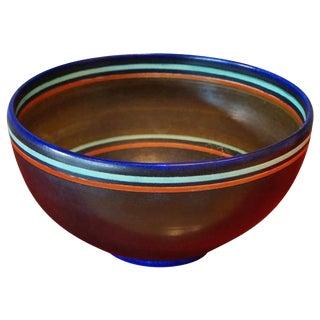 Modernist Ceramic Bowl