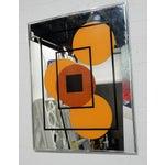 Image of Orignal Turner Squares-Circles Mirrored Wall Art