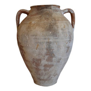 Antique Amphora Greek Pottery