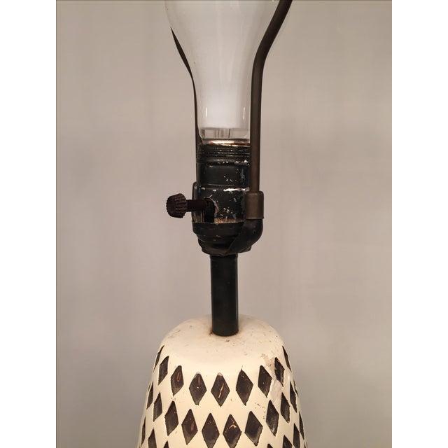 Mid-century Surrealist Table Lamp - Image 5 of 8