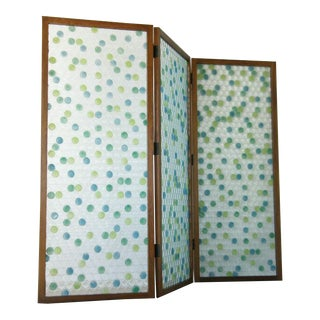 Glass Panel Screen
