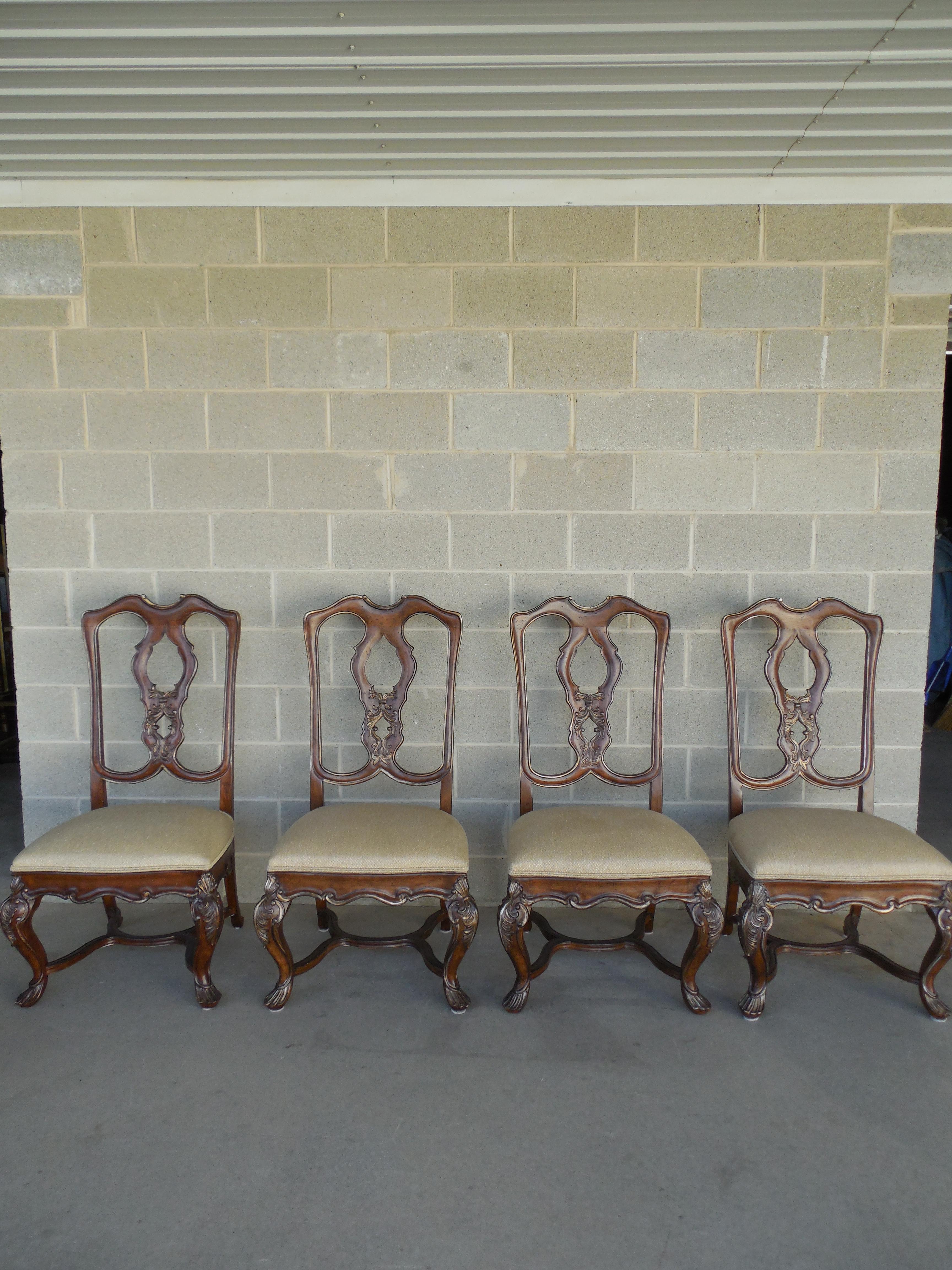 Ferguson Copeland Venetian Side Chairs   Set Of 4   Image 2 Of 9