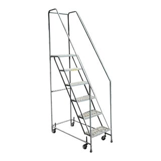 Industrial Rolling Ladder