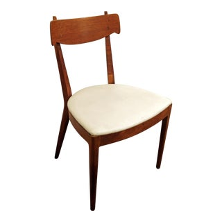 Mid-Century Danish Modern Kipp Stewart for Drexel Side Chair