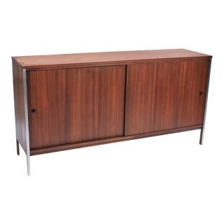 Paul McCobb Calvin Group Walnut & Rosewood Credenza