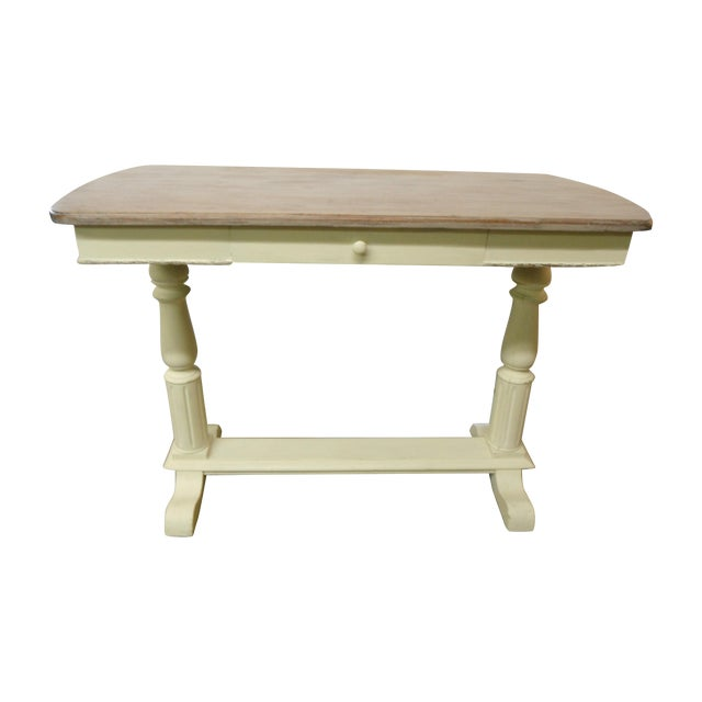 Vintage French Writing Style Desk - Image 1 of 7