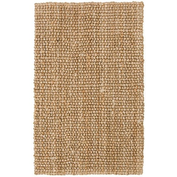 Image of Braided Jute Chunky Looped Rug - 9'x12'